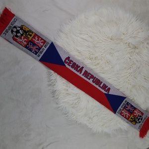 Other - CZECH REPUBLIC Football/Soccer Scarf
